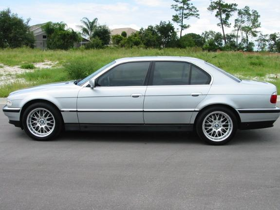rcestero 39 s 1997 bmw 7 series in orlando fl. Black Bedroom Furniture Sets. Home Design Ideas