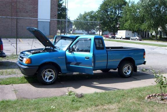 blueranger44 1993 Ford Ranger Regular Cab 566994