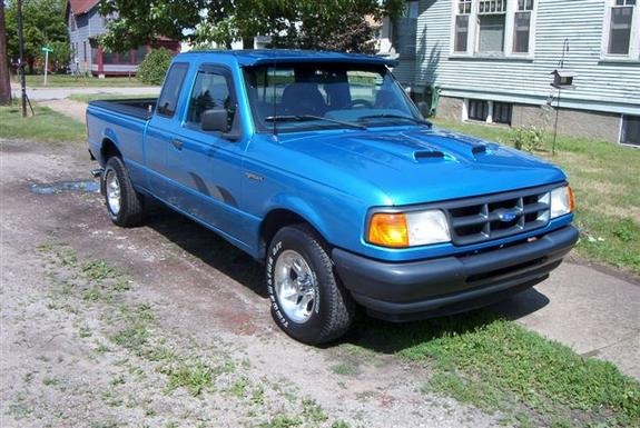 blueranger44 1993 Ford Ranger Regular Cab 567000