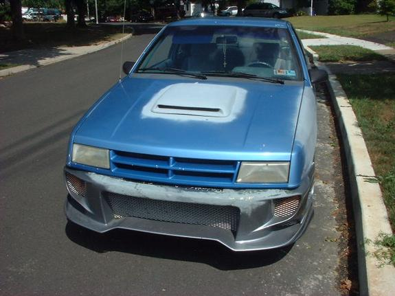 Another fockimports 1990 Plymouth Sundance post... - 567273