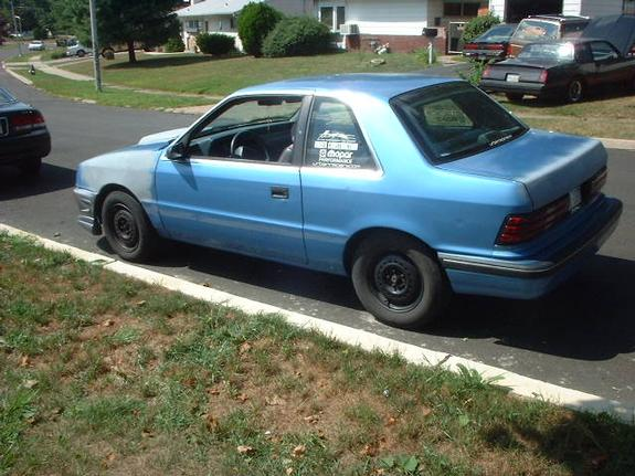 Another fockimports 1990 Plymouth Sundance post... - 567277