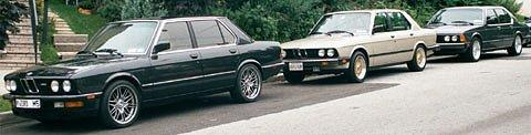 Another roverinblue 1988 BMW M5 post... - 567325