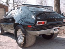 TehDude 1971 Ford Pinto