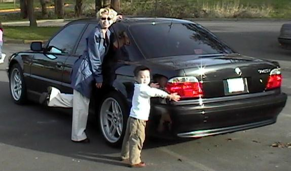 Bimmerbabe S 1999 Bmw 7 Series In Seattle Area Wa