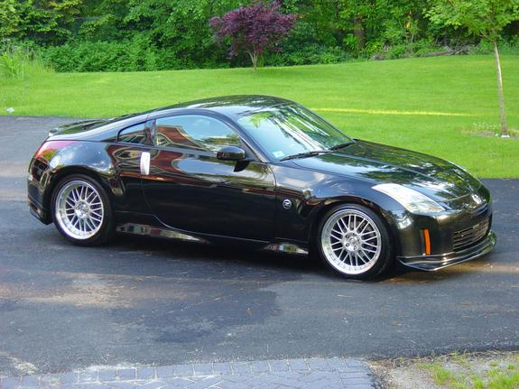 sangwl1980 2003 nissan 350z specs photos modification. Black Bedroom Furniture Sets. Home Design Ideas
