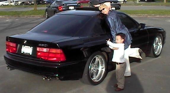Another m5don 1991 BMW 8 Series post... - 580245