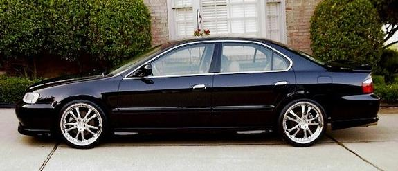 mbsl500 2002 Acura TL Specs, Photos, Modification Info at ...