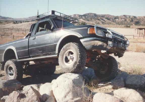 sfr4x4 1994 Ford Ranger Regular Cab