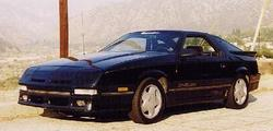 90shelby 1990 Chrysler Daytona