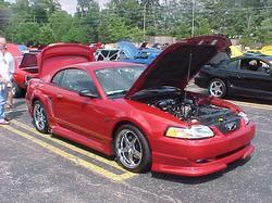 roush2477 2000 Saleen Mustang