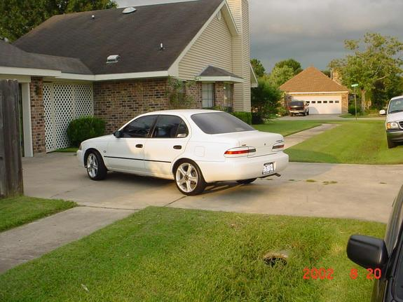 Another 17inches 1997 Geo Prizm post... - 583803