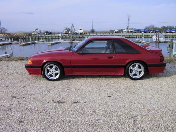 90 Ford Mustang Gt Mods