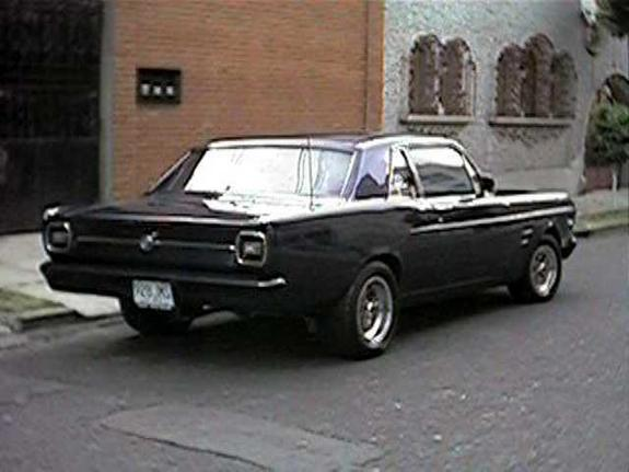 1968 Ford Falcon on 1969 ford falcon futura