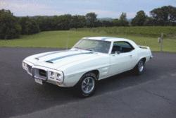 richard1 1969 Pontiac Trans Am 584670