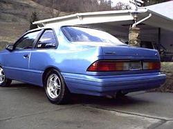 FordTuner 1992 Ford Tempo