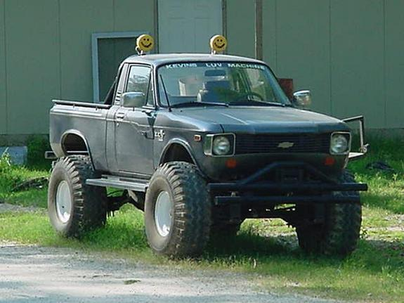 Crash00311's 1980 Chevrolet LUV Pick-Up