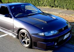 gtr33roberts 1995 Nissan Skyline