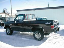 eazy1152s 1986 GMC Sierra 1500 Regular Cab