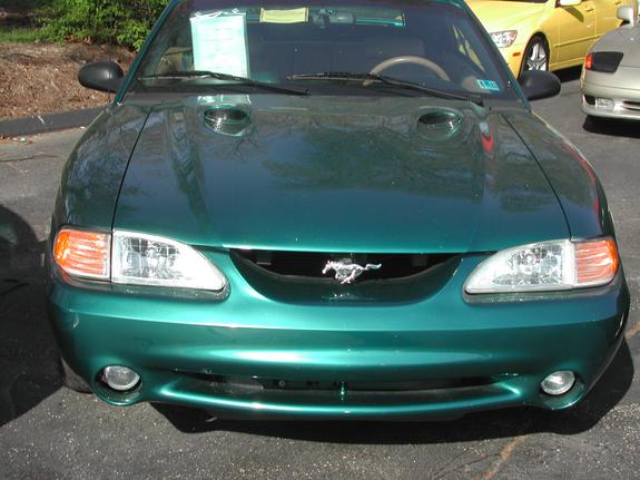 Another chromechiller 1997 Ford Mustang post... - 589326