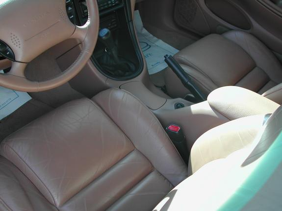 Another chromechiller 1997 Ford Mustang post... - 589328