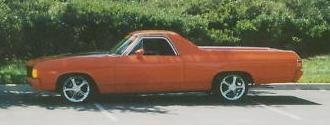 Another n8scstm1 1972 Chevrolet El Camino post... - 589390