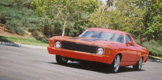 Another n8scstm1 1972 Chevrolet El Camino post... - 589391