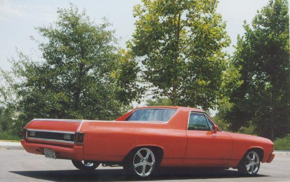 Another n8scstm1 1972 Chevrolet El Camino post... - 589392