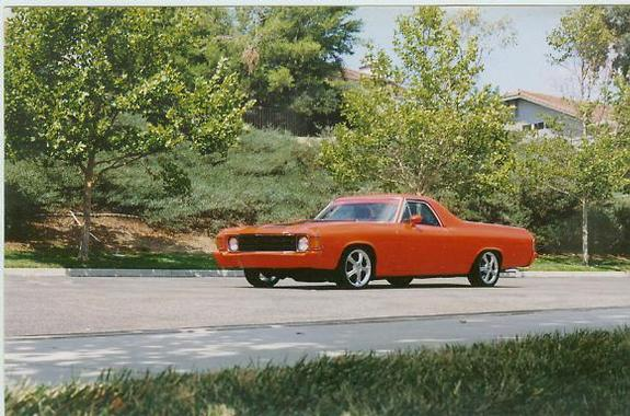 Another n8scstm1 1972 Chevrolet El Camino post... - 589393