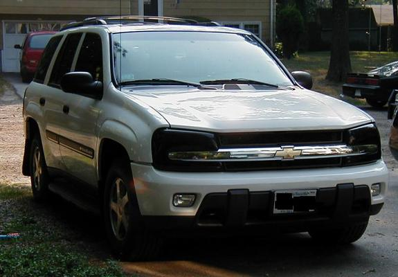 m2iceman 2002 chevrolet trailblazer specs photos. Black Bedroom Furniture Sets. Home Design Ideas