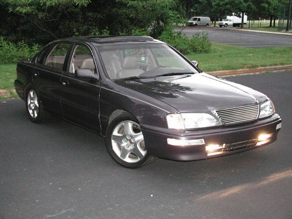 elyoe95avalon 1995 toyota avalon specs photos. Black Bedroom Furniture Sets. Home Design Ideas