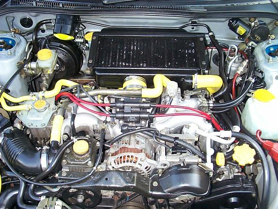 Gossy 1998 Subaru Impreza Specs  Photos  Modification Info