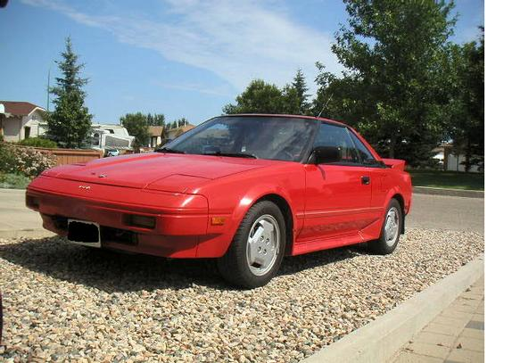 Another shortee__ 1986 Toyota MR2 post... - 589746