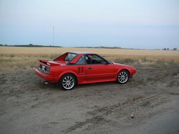 Another shortee__ 1986 Toyota MR2 post... - 589761
