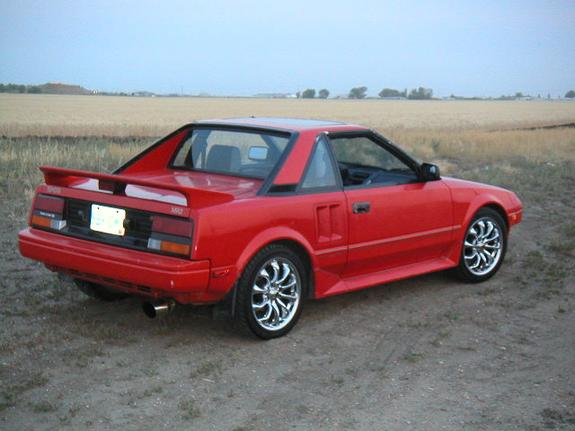 Another shortee__ 1986 Toyota MR2 post... - 589762