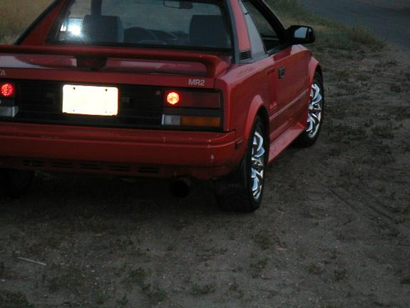 Another shortee__ 1986 Toyota MR2 post... - 589763