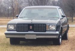 gbodyman 1979 Oldsmobile Cutlass