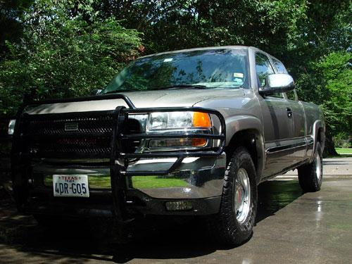 tx charlie 2001 gmc sierra 1500 regular cab specs photos modification info at cardomain. Black Bedroom Furniture Sets. Home Design Ideas