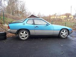 p924turbos 1979 Porsche 924