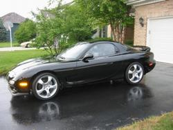 95rx7s 1995 Mazda RX-7