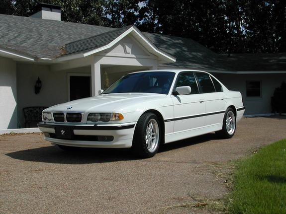 Perrys740 2001 BMW 7 Series