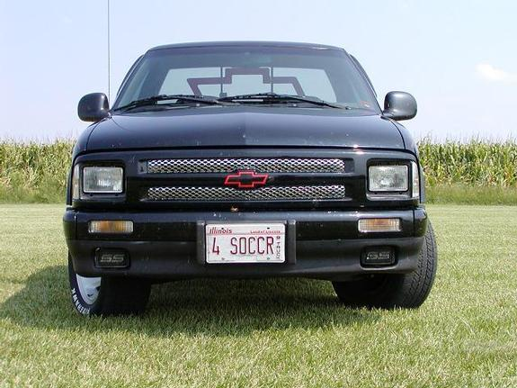 SSRacer2004 1995 Chevrolet S10 Regular Cab 599916