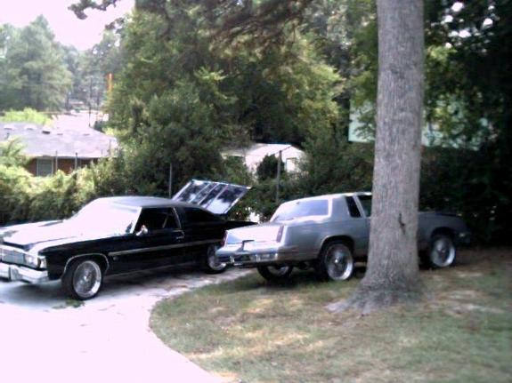 Another big_dude24 1985 Oldsmobile Cutlass Supreme post... - 600632