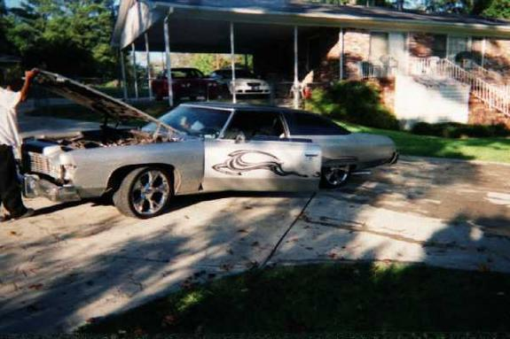 Another big_dude24 1985 Oldsmobile Cutlass Supreme post... - 600649