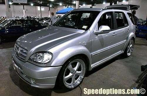 Another eyceburg11 1998 Mercedes-Benz M-Class post... - 601040