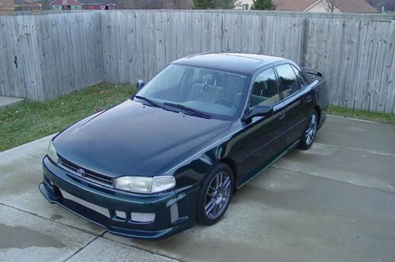 Another slammedcam 1992 Toyota Camry post... - 602345