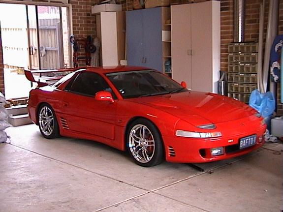 TTGTO 1993 Mitsubishi 3000GT Specs Photos Modification Info at