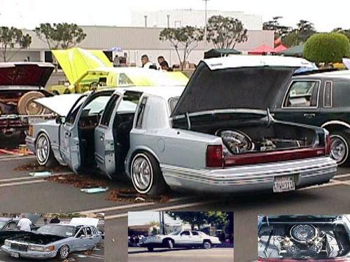 Thebadguy187 1992 Lincoln Town Car Specs Photos Modification Info