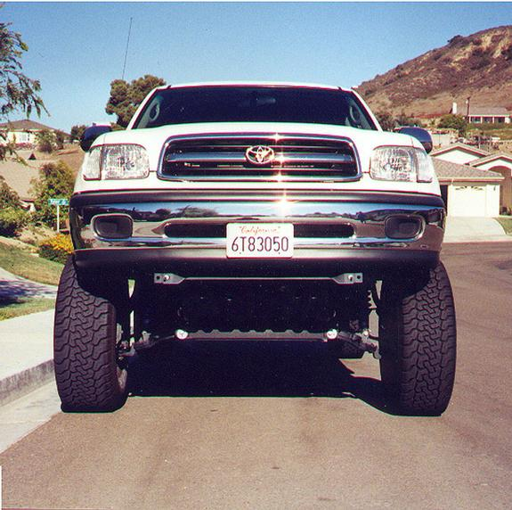 Another MonsterTundra11 2002 Toyota Tundra Access Cab post... - 604928