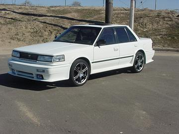 2NDTURBOSE 1988 Nissan Maxima Specs, Photos, Modification ...