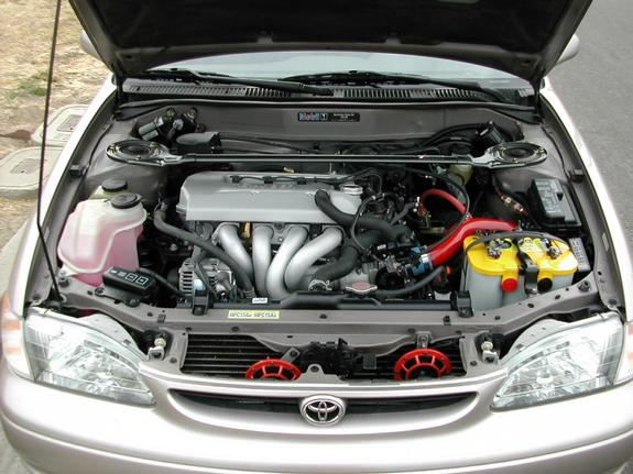 1998 toyota corolla engine pictures